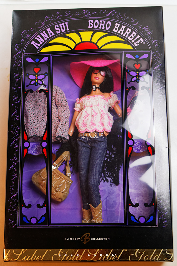 [AV] Tonner Mattel, Magicien d'Oz, Shauna Blushing Queen p3 AnnaSuiBohoBox