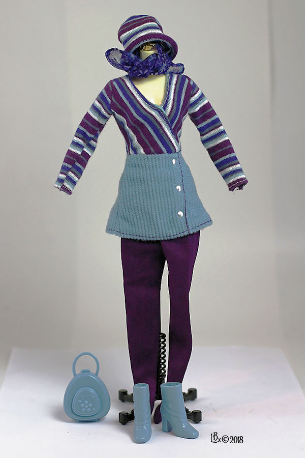 [AV] Tenues Silkstone / Mattel BarbieChicOutfit