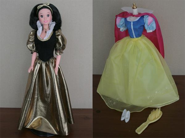 [AV] Tonner Mattel, Magicien d'Oz, Shauna Blushing Queen p3 BlancheNeige