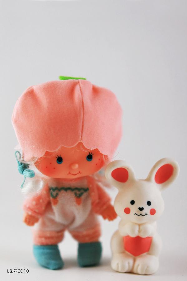 [KENNER] Strawberry Shortcake SSC_Apricot_HopsalotBunny