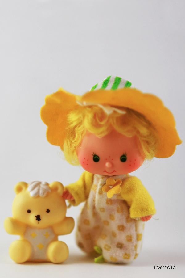 [KENNER] Strawberry Shortcake SSC_ButterCookie_JellyBear