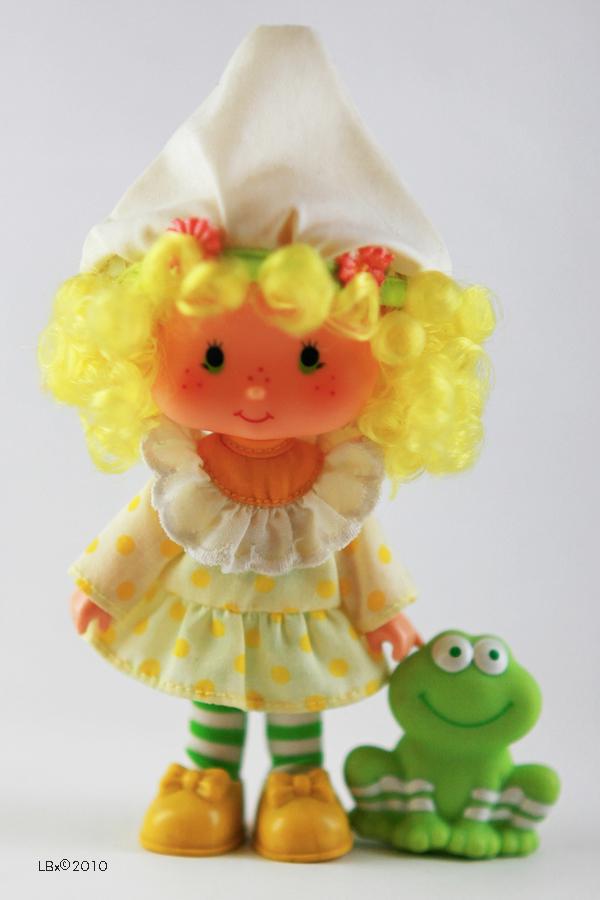 [KENNER] Strawberry Shortcake SSC_LemonMeringue_FrappeFrog