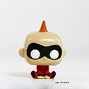Pocket Disney Incredibles2 JackJack