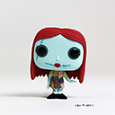 Pocket Disney NightmareBeforeChristmas Sally
