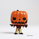 Pocket Disney NightmareBeforeChristmas ThePumpkinKing