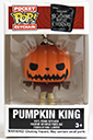 Pocket Disney NightmareBeforeChristmas ThePumpkinKingBox