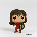 Pocket Movies WonderWoman