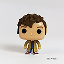 Pocket TV DrWho 10th