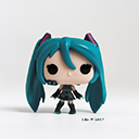 Pocket Vocaloid HatsuneMiku